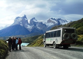 Full day tour to Chile's Torres del Paine in a 4x4