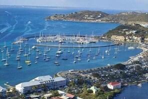 Private St Maarten Island Sightseeing Tour