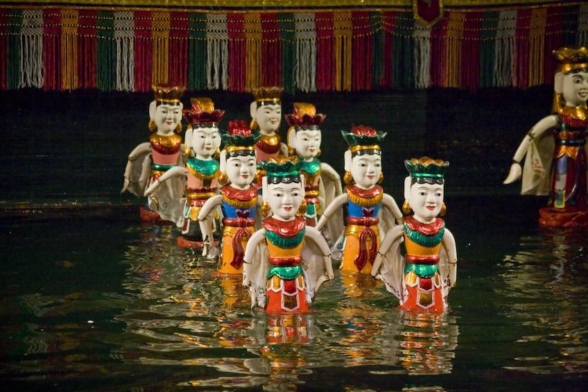 Hanoi Water Puppet Show Tickets
