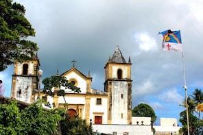 Recife & Olinda Full-Day Tour from Joao Pessoa