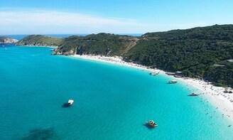 The best Arraial do Cabo's Tour: Brazilian Caribbean