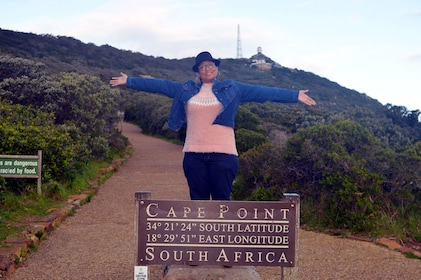 Table Mountain, Penguins & Cape Point Shared Tour