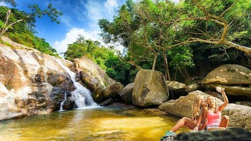 Hiking the Hin Lad Waterfall Trail