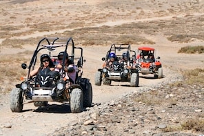 Buggy Tour Explorer to Castillo Caleta de Fuste
