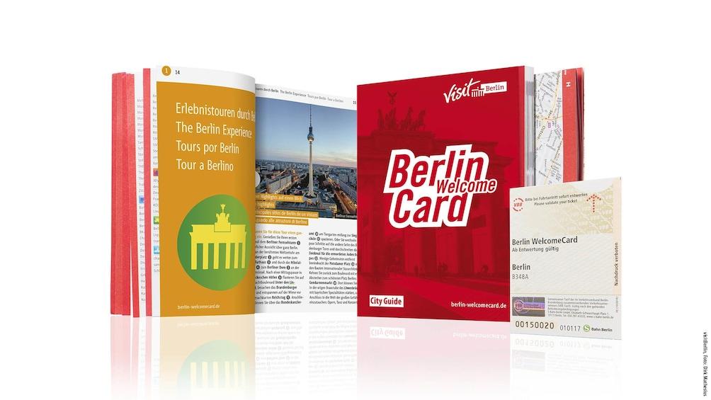 Show item 10 of 10. 72hrs Berlin WelcomeCard: Museum Island & Public Transport