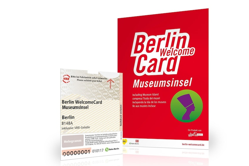 Show item 1 of 10. 72hrs Berlin WelcomeCard: Museum Island & Public Transport