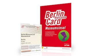 72hrs Berlin WelcomeCard: Museum Island & Public Transport