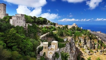 Erice: The medieval village from Trapani
