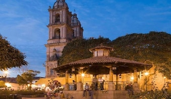 Valle de Bravo: Private tour from Mexico City