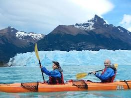 Perito Moreno Glacier: Kayak Experience
