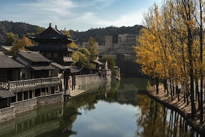Simatai Great Wall and Gubei Water Town by Private Transfer