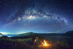 3D2N Mount Bromo Astrophotography Tour with Justin Ng