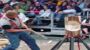Lumberjack Show & Popular Historic Trolley