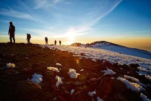 10-DAY GRAND TRAVERSE - KILIMANJARO CLIMB