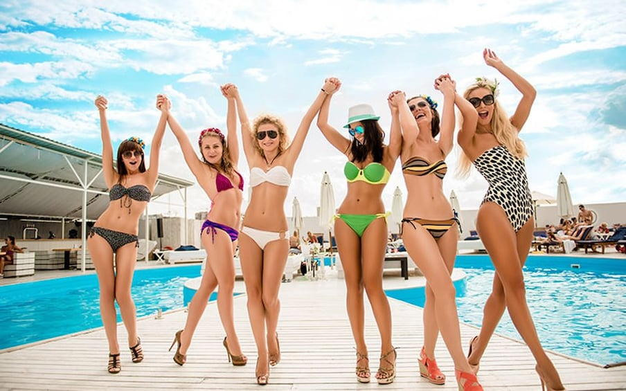 Show item 4 of 5. The Photo Experience IBIZA Photo Shoot Hen/Stag Package