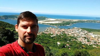 Floripa City Tour from Balneário Camboriú