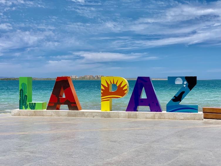 Show item 3 of 8. Bahia Santa Cruz (Balandra Beach Tour)