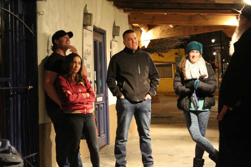 Show item 3 of 5. Albuquerque's Ghost Walk:  The GHOST Tour of Old Town