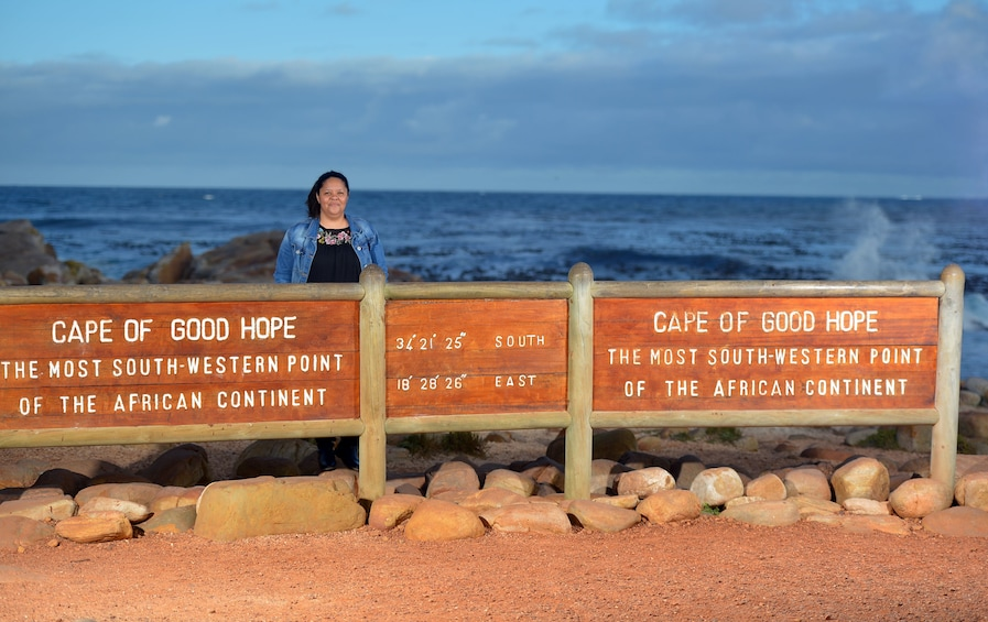Show item 1 of 10. Cape Peninsula, Cape of Good Hope and Penguins Private Tour