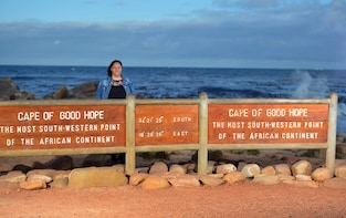 Cape Peninsula, Cape of Good Hope and Penguins Private Tour