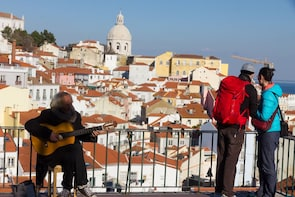 Lisbon City Tour - Half Day