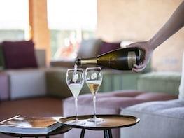 Ronco Calino Franciacorta wine tasting