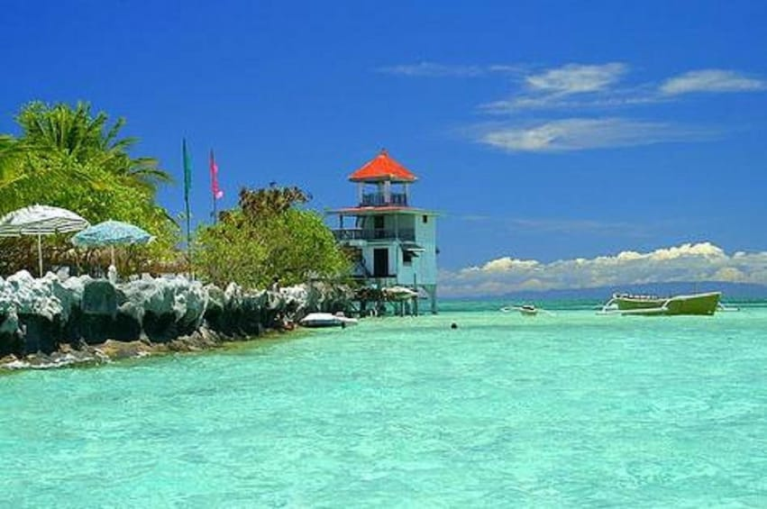 Show item 2 of 2. Private Island-Hopping Adventure from Cebu with Snorkeling