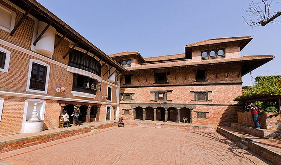 Show item 10 of 10.  Roam around Newari towns Bungmati, Khokana and Patan Durbar