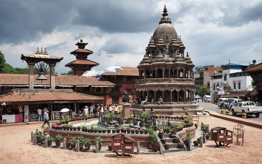 Show item 3 of 10.  Roam around Newari towns Bungmati, Khokana and Patan Durbar