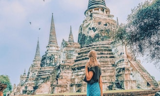 Ayutthaya Historical Park Small Group Tour – Full Day