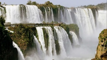 Full Day Great Adventure & Waterfalls from Foz do Iguacu