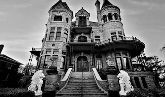 Historic Galveston Ghost Tour