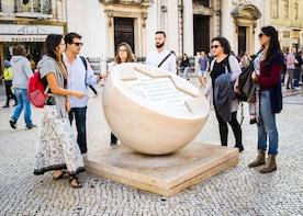 Lisbon Small Group Jewish History Walking Tour