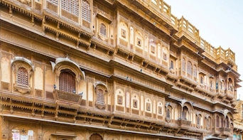 Jaisalmer city tour and Sam Sand dune desert safari