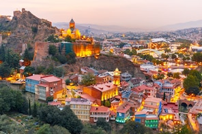 Private Tbilisi City Tour