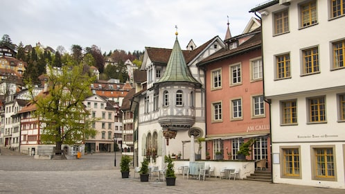 Discover St. Gallen in 60 minutes with a Local