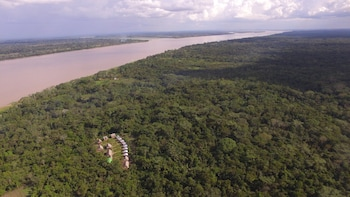 2-Day Guided Jungle Tour from Iquitos at Maniti Eco Lodge