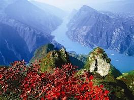 5D Yangtze river cruise&Chongqing city from Shanghai by Air