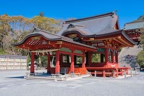 Kamakura & Enoshima: 1 day Private Tour with Driver