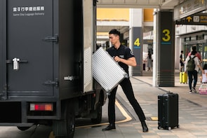 Sofia Airport Same Day Luggage Services
