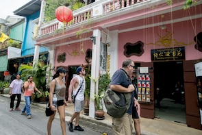 Phuket Heritage Walk Private Tour