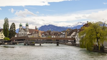 Historical Walk through Lucerne with a Local