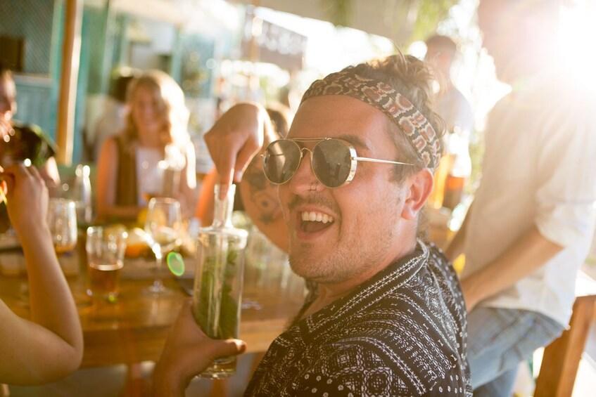 Show item 5 of 10. Make Ibiza's most famous liqueur - Hierbas!