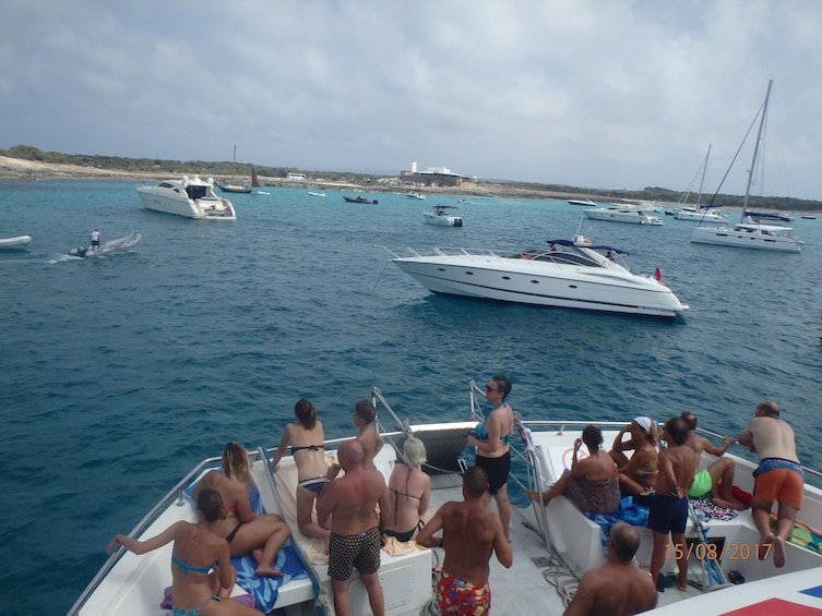 Show item 4 of 4. FORMENTERA CRYSTAL WATERS