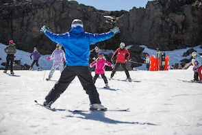 One day Lesson Package - Mt Ruapehu