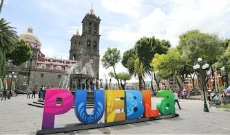 Tour to Puebla y Cholula in one day