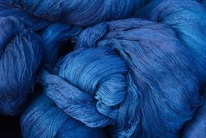 Indigo Dyeing with Natural Materials in Hinohara, Tokyo