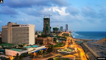 Colombo City Tour from Beruwala (Private Day Tour)