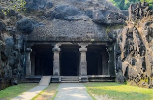 Elephanta Caves with transfers