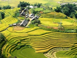 Sapa 2 days 1 night hotel from Hanoi